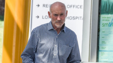 Ian Macdonald leaves Long Bay jail on Monday.