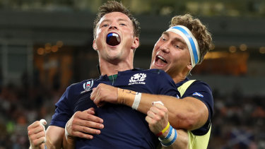Game on: After acrimony and legal threats, Scotland will have their fate in their own hands.