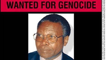 Top fugitive in Rwanda's genocide arrested in Paris