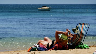 Researchers found time, as well as UV levels, was a crucial factor in sun damage.