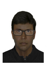 Image of the man police want to speak to.