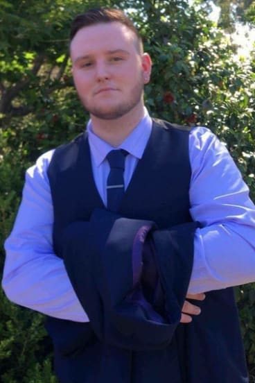 Callum Brosnan, 19, died from a suspected drug overdose after a dance music festival in Sydney's west at the weekend.