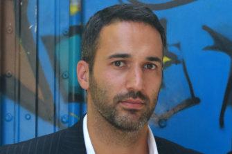 Executive Council of Australian Jewry chief executive Alex Ryvchin.
