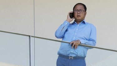 Huang Xiangmo's assets frozen as Tax Office pursues him for $140 million