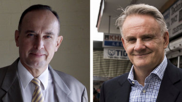 Former NSW Treasury secretary Percy Allan has teamed up with One Nation leader Mark Latham to overhaul how NSW Parliament passes contentious laws.