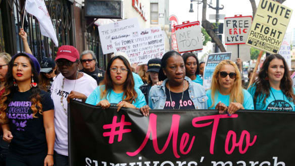 Law firm spruiks #MeToo packages for employers