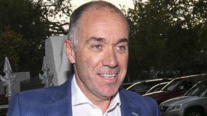 NAB chief Andrew Thorburn to get $1m farewell as he heads for the exit