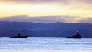 Port of Hastings.