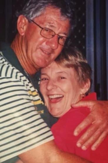 Ian and Margaret Settree.