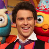 'A different phase of my life': ABC kids' icon Jimmy Giggle hangs up his pyjamas