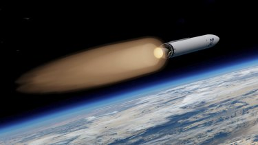Gilmour's Eris vehicles will take payloads up to the size of a small fridge to space in 2022.