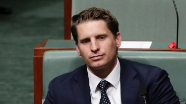 The influential Liberal MP Andrew Hastie surprised colleagues by calling for redrafting.