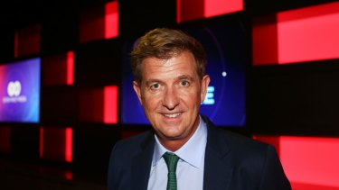 Recently departed Seven Network CEO Tim Worner.