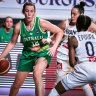 Opals' Olympic dream takes a hit from France