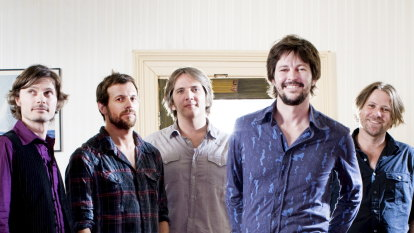 Powderfinger virtually gets the band back together