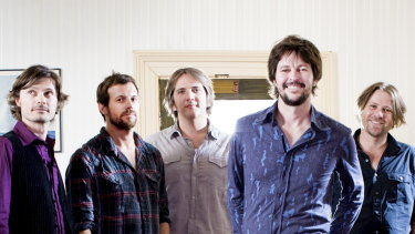 Brisbane favourites Powderfinger have declined an invitation to perform at The Gabba for the AFL grand final.