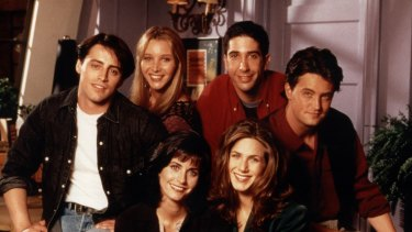Friends is one of the major US sitcoms which helps a streaming service retain subscribers.