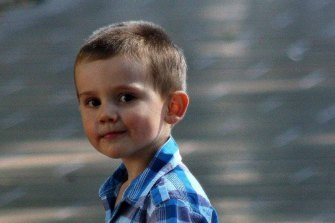 William Tyrrell, who disappeared in 2014.