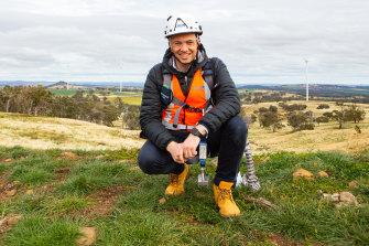 NSW Energy and Environment Minister Matt Kean.