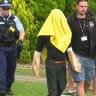 Alleged Sydney hair salon killer behind bars