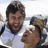 Curry excited by possible Bogut NBA return