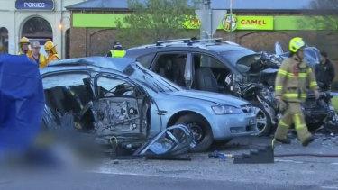 Two dead in Cranbourne collision