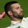England bowler says team using 'back sweat' instead of saliva to shine ball