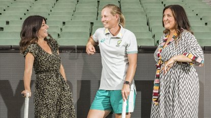 Unshakeable faith in women's cricket underpins a thrilling documentary