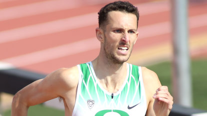 Hunter claims Tokyo spot with second quickest Australian time ever