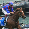Golden choices for trainer and jockey after Profiteer's Millennium romp