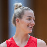 'No complaints': Swifts battler proud of netballers' response to huge pay cut