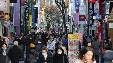 South Korea's GDP is a bellwether for the health of the global economy.