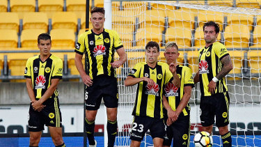 Clubs are chasing Wellington's A-League licence.