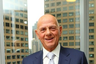 Solomon Lew's Premier has not fully repaid JobKeeper despite reporting soaring sales forecasts.