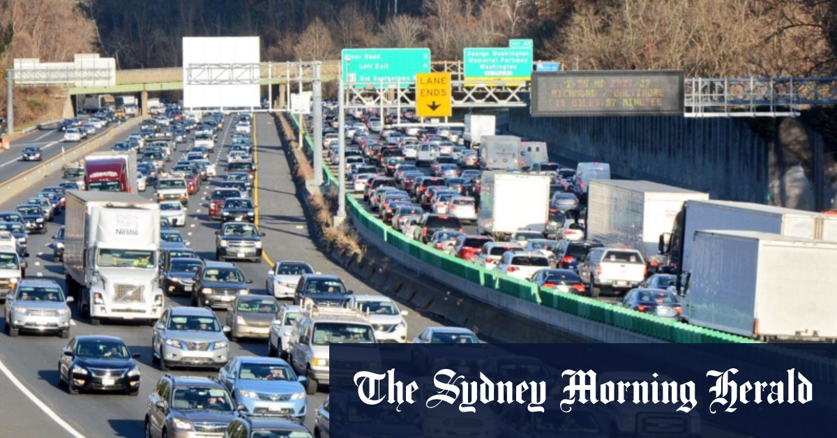 Transurban wins bid for $5b Maryland-Virginia toll project – Sydney Morning Herald