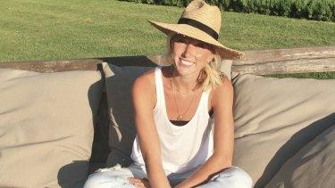 Hannah Silverton.