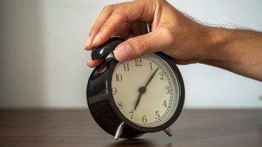 Waking early may be good for your mental health.
