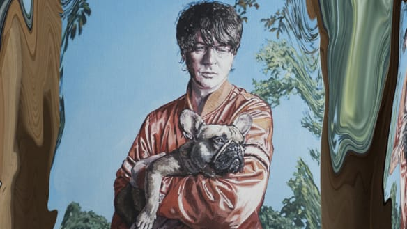 Panda Bear on the ball for tour despite nerves