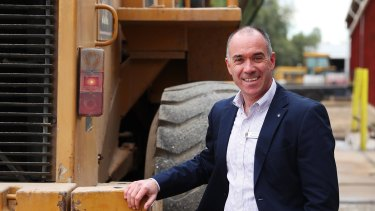 NAB boss Andrew Thorburn met with farmers in Wagga Wagga on Monday, saying the bank had to do more to help customers affected by drought.