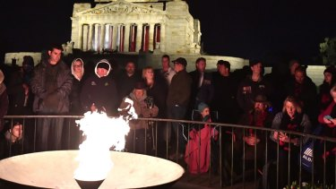 There will be no Anzac Day dawn service at Melbourne's Shrine of Remembrance this year