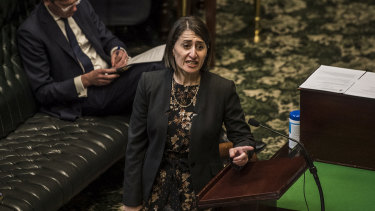 Premier Gladys Berejiklian has survived two no-confidence motions in NSW Parliament.