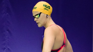 Australian swimmer Shayna Jack  returned a positive result during routine testing before the World Championships.