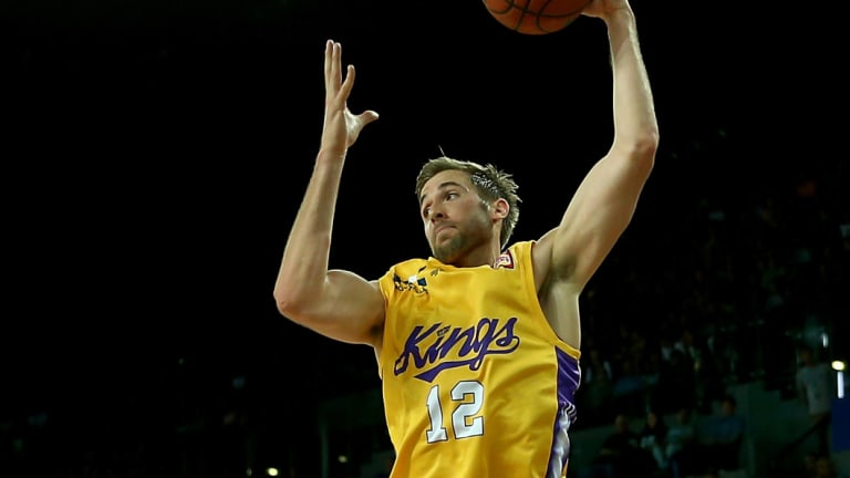 Support: Andrew Gaze isn't ready to give up on import David Wear just yet.