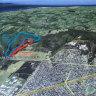 Alarm at quarry plan for Arthurs Seat bushland