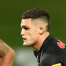 Nathan Cleary puts on a show as Panthers down Dragons to maintain perfect start