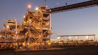 Fitzroy Australia Resources operate theCarborough Downs underground mine in central Queensland.