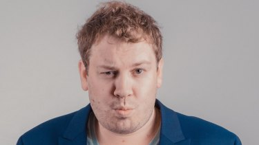 Brisbane comedian Chris Martin brings his Claw Machine show to Anywhere Festival.