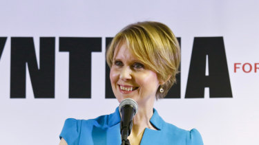 Actress and education activist Cynthia Nixon was defeated by incumbent Andrew Cuomo in the New York Democratic gubernatorial contest on Thursday.