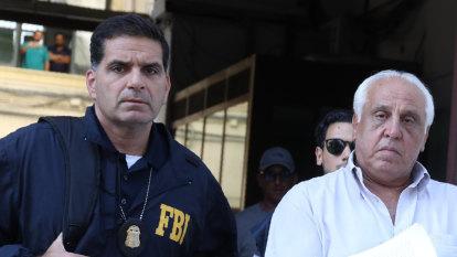 'We can defeat the Mafia': dozens of suspect Mafiosi arrested in three countries