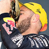Van Gisbergen wins drama-packed first Supercars night race in 21 years